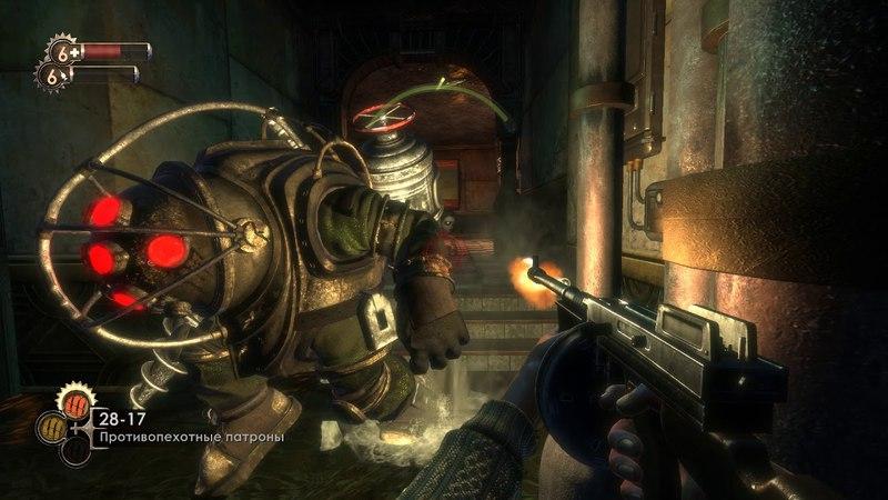 Bioshock Remastered - 2 Аутласт: возвращение (18)
