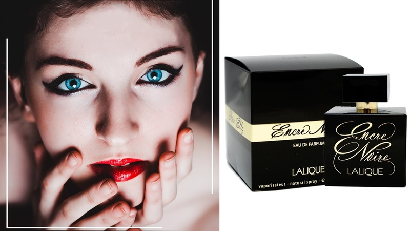 Lalique Encre Noire Pour Elle Лалик Энкре Ноир Пур Эль - обзоры и отзывы о духах