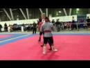 Хамсаев Джабраил чемпион Волгоградской области по боевому самбо 2018 г!Свой завершающий поединок провёл со сломанной рукой!