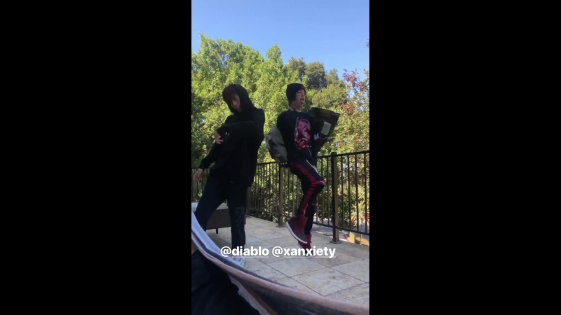 Dance with Xanny