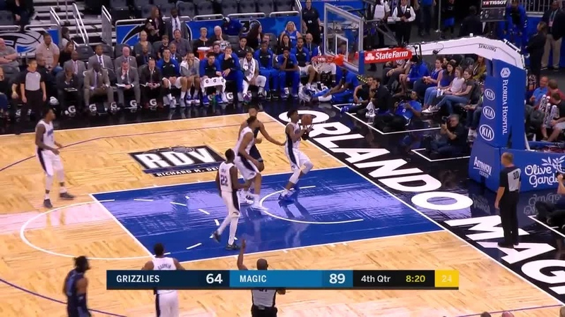 Memphis Grizzlies vs. Orlando Magic Full Highlights - 10/10/2018