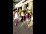 14.08.18 - карнавал в честь праздника Успения Пресвятой Богородицы в христианском посёлке Мармарита на западе провинции Хомс.