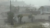 10102018 Panama City Beach, Florida Hurricane Michael Explodes Houses Into Pieces