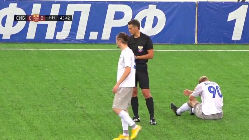 13 10 2018 Сибирь Новосибирск 0 0 Нижний Новгород Обзор матчей