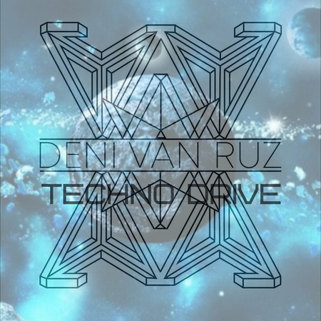 Deni Van Ruz - Techno Drive Vol.59