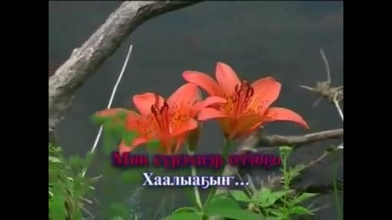 Кытылга Сахалыы караоке