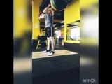 Power Clean & Jerk 100kg