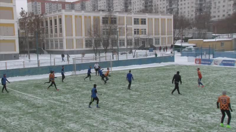 23 12 2018 Турбовороны vs ФК КоринФ