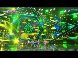 180925 PENTAGON - Naughty boy @ SBS MTV The Show