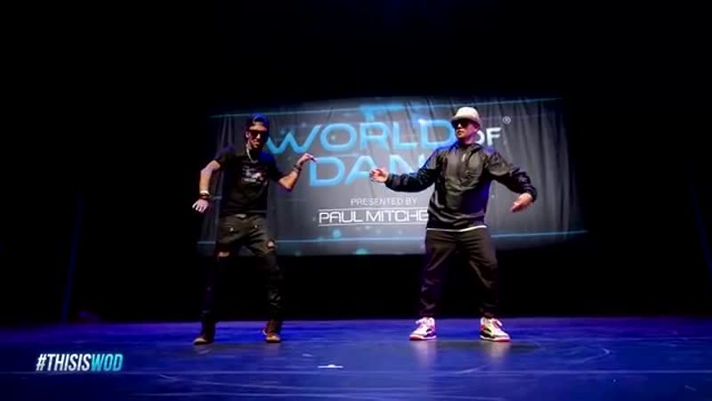 Nonstop Poppin John _ FrontRow _ World of Dance 2017