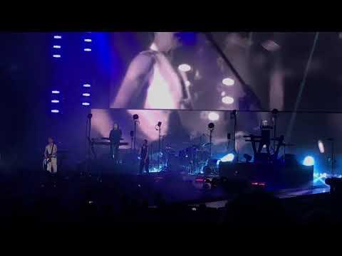 Depeche Mode in Sacramento - Precious