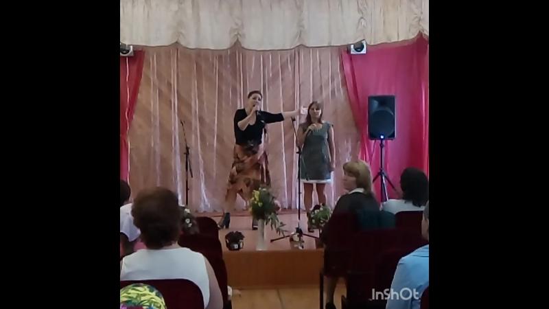 Семечек стакан. Дуэт Венеры Истоцкой и Екатерины Святолуцкой.