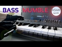 Bass mumble / ASMR synth relaxing audio 37