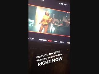 Shooting Bestie video