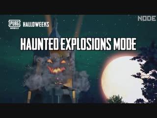 Halloween Airsoft PUBG NIGHT VISION Game