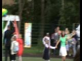 Алинка выступает на линейки 1 сентября!!!