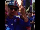 Исландия против Хорватии в Ростове: самые яркие моменты из фан-зоны!