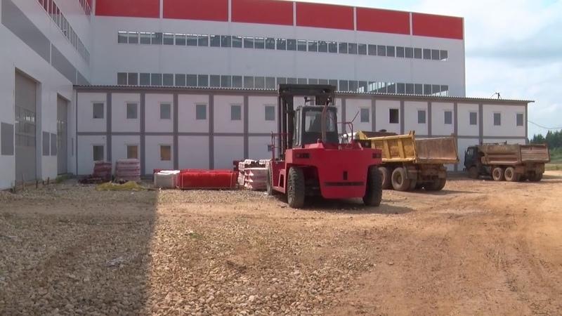 Как продвигается строительство завода Дорхан?
