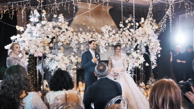 SDE Wedding Alexander and Inga