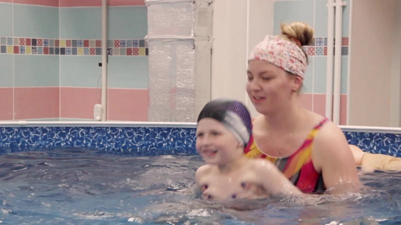 Юлия Добрынина тренер по плаванию