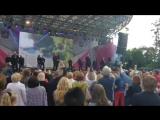 Хор Турецкого выступил в Бресте 22 июня 2018 года - песни Победы