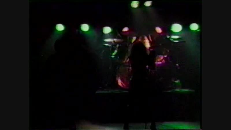 Death Row - Live at Silver Fox, Woodbridge, VA 24.2.1983