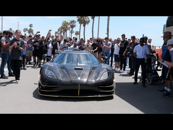 Manny Khoshbins KOENIGSEGG AGERA PHOENIX Shuts Down Cars and Copters!