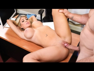 Kayla Kayden - Naughty Office (NaughtyAmerica/) Big Tits, Blonde, Blowjob, Office, New Porn 2018