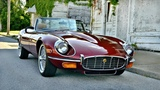 1974 Jaguar E-Type XKE V12 Full Restoration