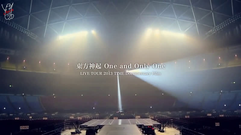 Tohoshinki - One and Only One (LIVE TOUR 2013 ~TIME~ Documentary Film) DBSK TVXQ (рус саб)