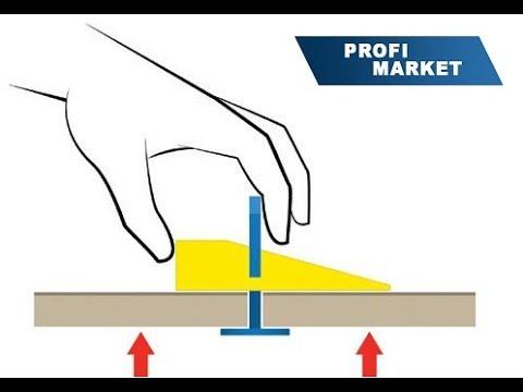 Инструкция применения системы выравнивания плитки » Freewka.com - Смотреть онлайн в хорощем качестве