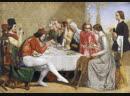 John Everett Millais Lorenzo And Isabella Painting