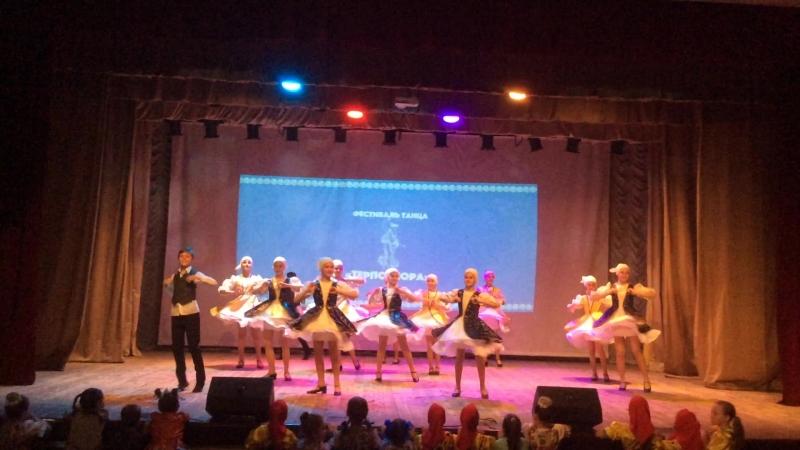 Терпсихора 22.04.2018 Настроение(ЦРТДЮ) Еврейский танец