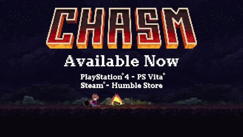 Chasm Launch Trailer