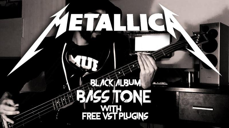 Metallica bass tone FREE VST PLUGINS