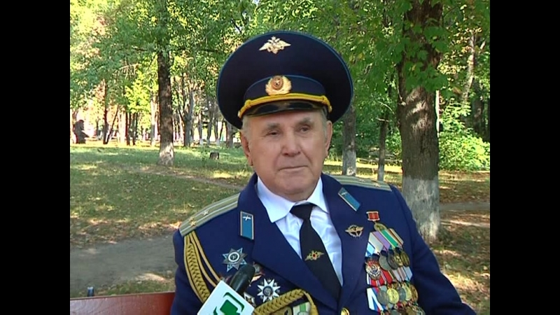 КУРСКИЙ ЛЕТЧИК ЮРИЙ БОЧАРОВ - ЧЕЛОВЕК-ЛЕГЕНДА