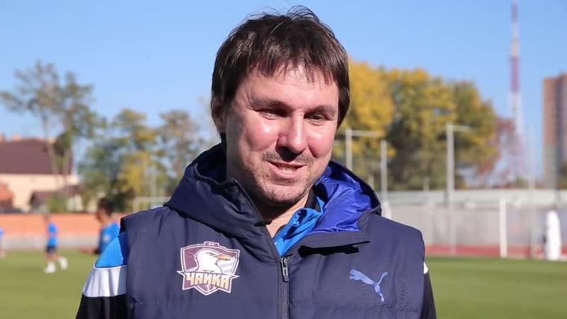 Видеопревью матча Чайка Ангушт
