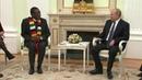 Владимир Путин: Расширение сотрудничества пойдет напользу народам России иЗимбабве