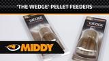Middy 'The Wedge' Pellet Feeders