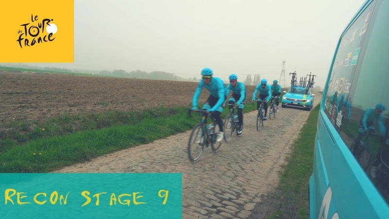 Recon of TDF stage 9. Roubaix.
