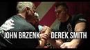 John Brzenk V Derek Smith