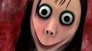 Страшный звонок от Момо анимация Momo incoming call