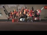 Team fortress 2 кооп