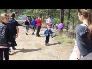 Алтайские каникулы!