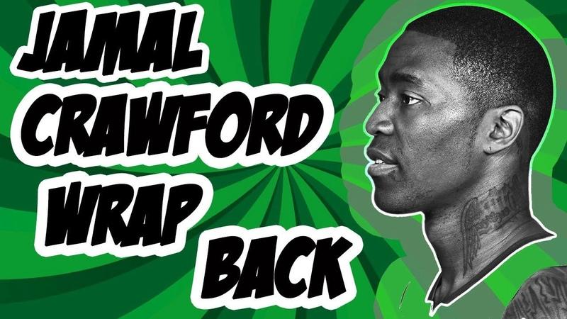 Баскетбол Разбор движения Джамала Кроуфорда Jamal Crawford Wrap Back