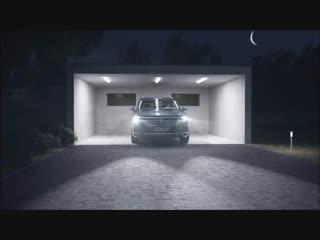 Фары IQ.Light в Volkswagen Touareg