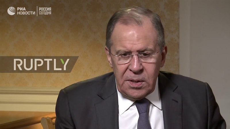 Russia US knew of and did not cross Moscow's 'red lines' in Syria – Lavrov