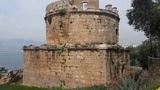 Анталья, башня Хыдырлык и парк Караалиоглу в Турции, старый город Калеичи