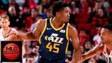 Utah Jazz vs Portland Trail Blazers Full Game Highlights 10.07.2018, NBA Preseason