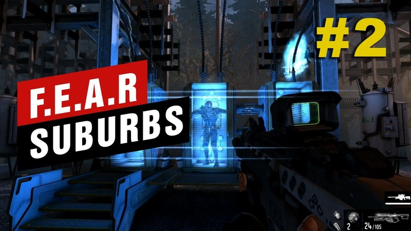 Finally Stopped The Laser Man From Evolving | Fear Suburbs